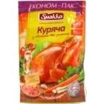 Приправа Smakko куряча з овочами і зеленню універ 160г