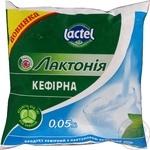 Кефирный продукт Лактония с лактулозой нежирный 0% 400г