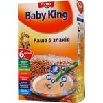 BABY KING КАША 5 ЗЛАКІВ