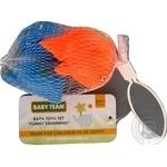 Набор игрушек для ванны Baby Team Забавное купание