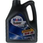 Масло Mobil Super S 10W-40 Полусинтетика 4л
