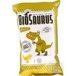 Snack Bio saurus corn with taste of cheese 50g