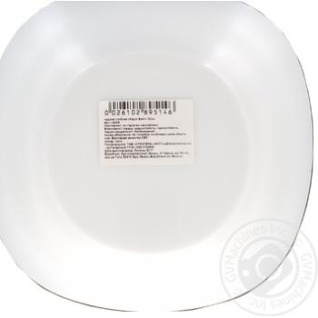 Тарелка суповая Luminarc Carine D2368 23см - купить, цены на Таврия В - фото 2