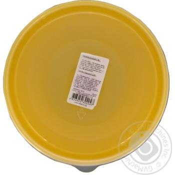 Миска з кришкою 0,8 л арт. AL09544 - купить, цены на МегаМаркет - фото 2