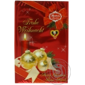 Reber Mozatr with pistachio chocolate candy 150g - buy, prices for CityMarket - photo 3