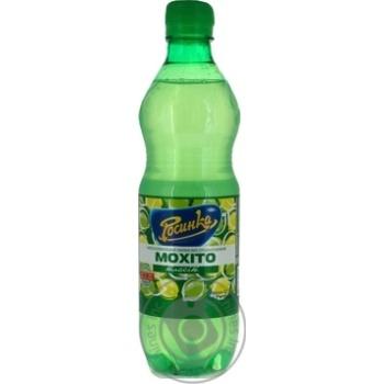 Напій Росинка Мохіто Класік безалкогольний соковмісний середньогазований пластикова пляшка 500мл Україна