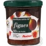 Auchan Extra Fig Jam