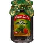 Jam Bizim tarla with walnuts 400g Azerbaijan
