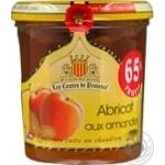 Jam Les confituriers de haute provence apricot 240g glass jar France