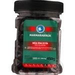 olive Marmarabirlik black sun dried 450g Turkey