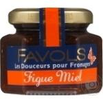 Favols Fig with honey Confiture 110g