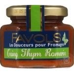 Favols Quince Rosemary Thyme Confiture 110g