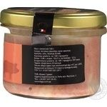 Mousse Fago pork canned 180g glass jar - buy, prices for Novus - image 2