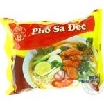 Лапша рисовая Bich Chi со вкусом говядины 60г