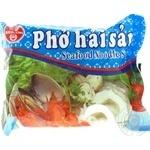 Лапша рисовая Bich Chi со вкусом морепродуктов 60г