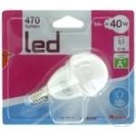 Auchan Led Bulb 5,6W e14 5000K