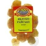 Dried fruits apple Karavan lasoschiv 180g