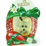Фигурка шоколадная Heidi Кролик Банни из молочного шоколада 20г