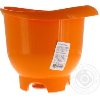 Plastic containers Aleana plastic for mixers 2000ml Ukraine - buy, prices for Auchan - photo 4