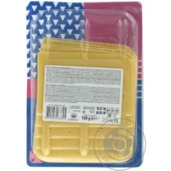 Сыр Пирятин нарезанный 50% 150г - купить, цены на Фуршет - фото 2