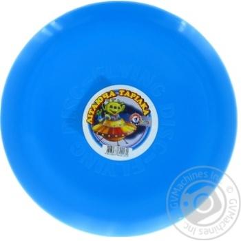 Іграшка Літаюча тарілка 2131 Tehnok - купить, цены на Novus - фото 7