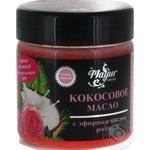 Олія кокосова Mayur з ефірною олією троянди 140мл - купити, ціни на Ашан - фото 1
