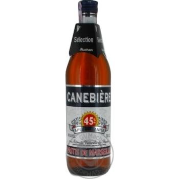 Pastiis Canebiere Aperitif Anise 45% 0.7л