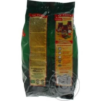 Макарони ріжки Ла паста 400г - купити, ціни на Novus - фото 4