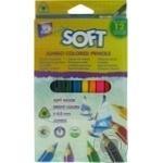 Олівці Cool for school кольорові 1513 12 кольорів - купити, ціни на МегаМаркет - фото 1