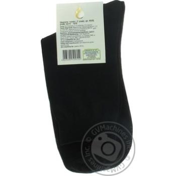 Шкарпетки Кожен День чоловічі чорні 27р - купити, ціни на Ашан - фото 4