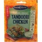 Смесь индийская Santa Maria для цыплят Тандури 35г