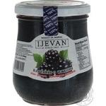 Jam Ijevan blackberry 600g glass jar Georgia