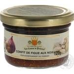 Les Comtes de Provence Figs and Nuts Confiture 120g