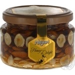 Nuts Noyan 320g glass jar Georgia