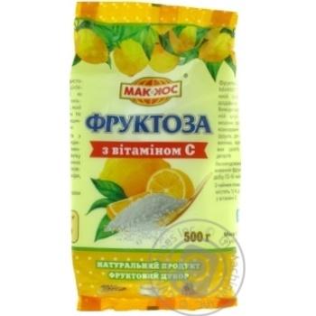 Фруктоза Маккос с витамином С 500г
