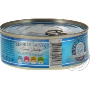 Сардины Ventspils в томатном соусе 240г - купить, цены на Ашан - фото 5