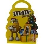 Candy M&m's Christmas gift 104g