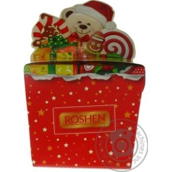Набор подарочный №6 Roshen Новогодний праздник 396г