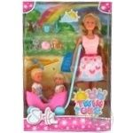 Simba Steffi Love Twin Tour with Acessories Doll Set