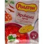 Приправа Роллтон Українська кухня універсальна 80г