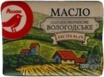 Butter Auchan Vologodske 82.5% 200g