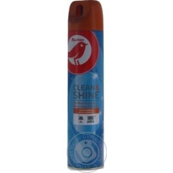 Спрей Ашан для удаления пыли универсальный 300мл - купить, цены на Ашан - фото 3