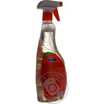 Засіб миючий Orange Boom унівкрсальний 650мл - купити, ціни на Novus - фото 7