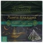 Tea Tian shan Lampa aladdina fruit black packed 20pcs 40g