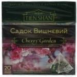 Tea Tian shan fruit green 20pcs 40g