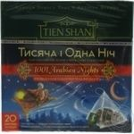 Tea Tian shan 1001 nights green packed 20pcs 40g