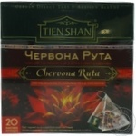 Tea Tian shan green tea packed 20pcs 40g
