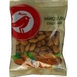 Nuts almond Auchan Auchan dried 150g