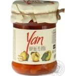 Jam Yan quince 300g glass jar Georgia