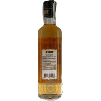 Напій алкогольний Al Capone Односолодовий 40% 0,5л - купити, ціни на Фуршет - фото 2